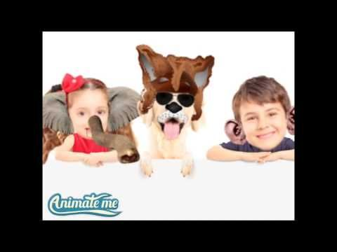 Hilarious videos created with the new Animate Me app for iPhone and iPad  http://www.animatemeapp.com/get #animatemeapp  The Elephant Goes Toot, The Monkey Goes Scream, The Fox Goes? | Animate Me - Talking Photos