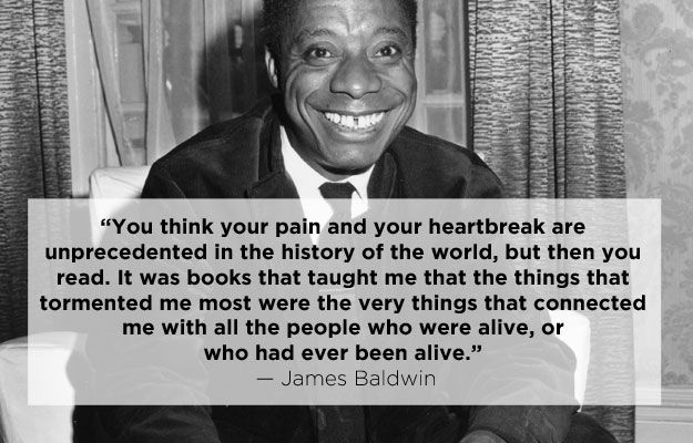 James Baldwin | 15 Profound Quotes About Heartbreak From Famous Authors