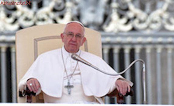 Papież Franciszek przyjmie na audiencji Donalda Trumpa