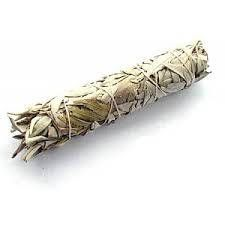 White Sage and Yerba Santa Smudge Wand removes negative energies replaces with positive energy and light, freshens home or business by SageAdviceShop on Etsy https://www.etsy.com/listing/513427270/white-sage-and-yerba-santa-smudge-wand