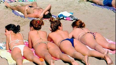 Mallorca bötfäller lättklädda turister | Mallorca | Spanien | Europa | Resmål | Resa | Aftonbladet