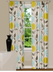 Thomas Paul Dahlia Flowers - Love this site for curtains!!!