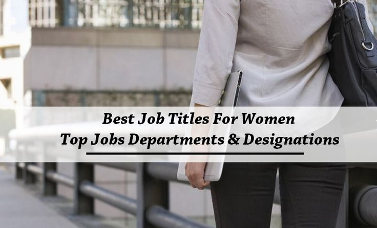 Are you looking for the best job titles for women? If yes, then you must go for Tridindia HR Jobs. They are providing some of the best job titles for women in no time.
