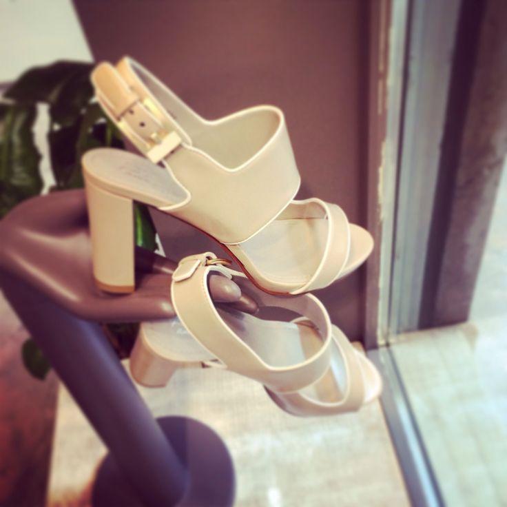 Santoni sandals SS14 must have