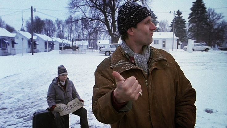 'Dutch' (1991) When Dutch (Ed O'Neill) offers to drive his girlfriend's pretentious son (Ethan Embry) from his Atlanta prep school to Chicago for Thanksgiving, a curious friendship is born.