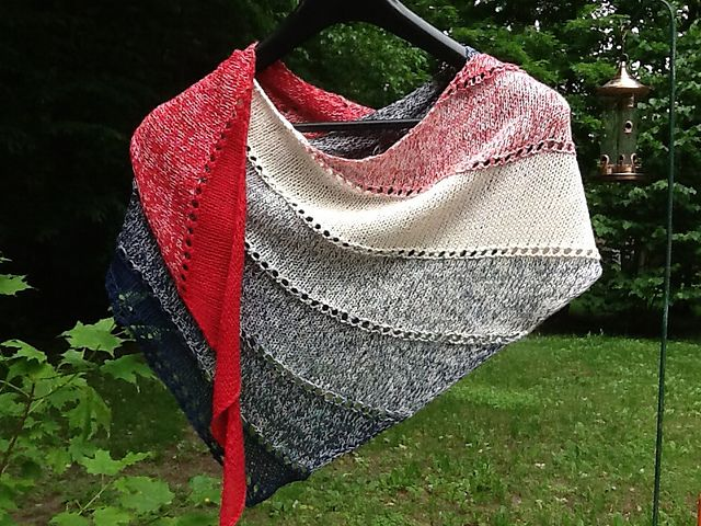 Ravelry: Dangling Conversation pattern by Mindy Ross