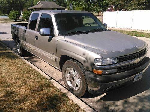 2002 Chevrolet Silverado 1500 - Clive, IA #1705735620 Oncedriven