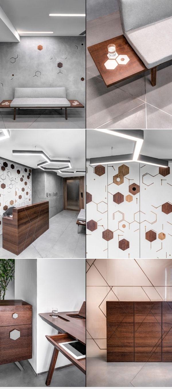 Minimal Office Space design office decor design