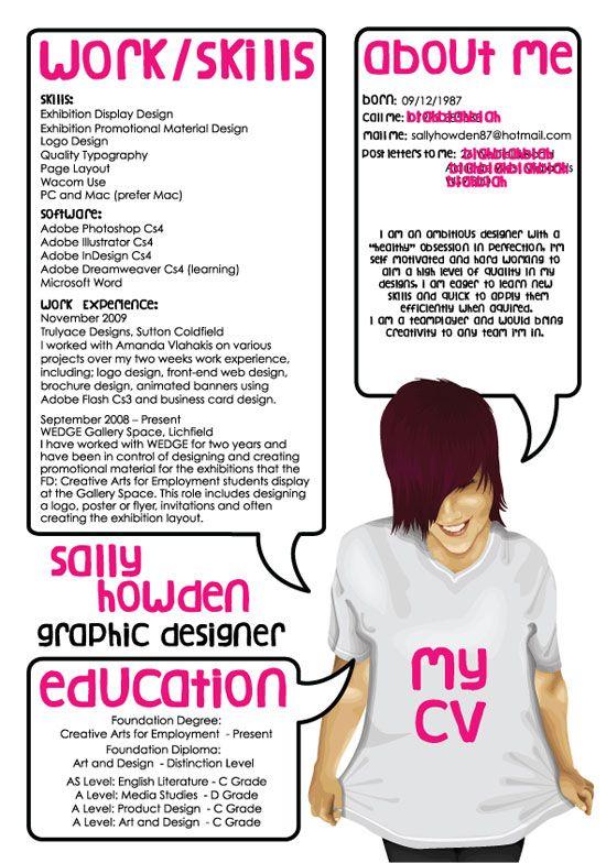 Resume Design by MegaBoneDe #resume #career #graphicdesign