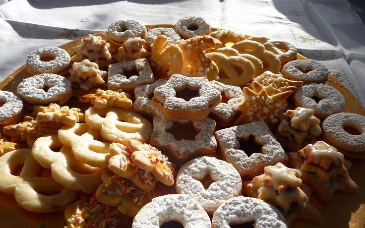 Buttergebäck - Glutenfrei Backen und Kochen bei Zöliakie. Glutenfreie Rezepte, laktosefreie Rezepte, glutenfreies Brot