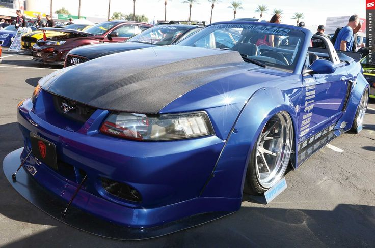 cool looking mustang | Photo 36/47 | Best Of Sema 2015 New Edge Mustang
