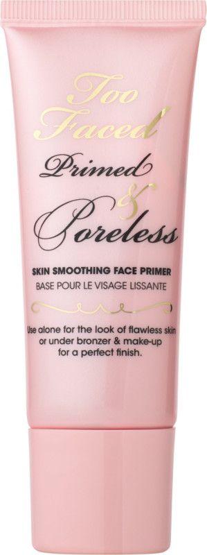 Too Faced Primed & Poreless Face Primer   Ulta Beauty