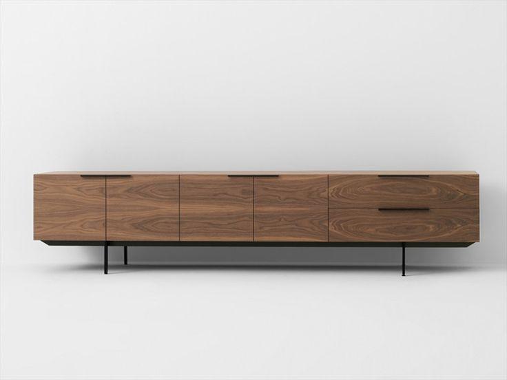 Lacquered sideboard FRAME by UMS-Pastoe bv | design Studio Pastoe