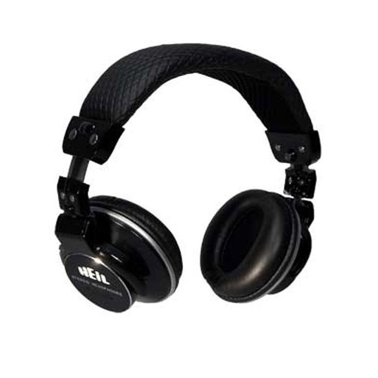 Heil Sound Pro Set 3 Closed Back Studio Headphones New!
