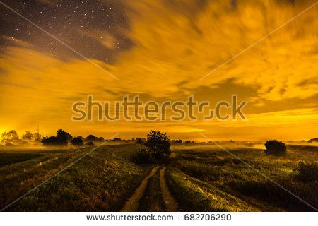 Night village road and sky with stars and clouds ☆ More: www.marcinswiostek.com or link in my profile.⠀⠀ ☆ Shutterstock: https://www.shutterstock.com/pl/g/marcinswiostek?utm_content=buffer9782b&utm_medium=social&utm_source=pinterest.com&utm_campaign=buffer⠀⠀ ☆ iStock: http://www.istockphoto.com/pl/en/portfolio/marcinswiostek?utm_content=buffer0e663&utm_medium=social&utm_source=pinterest.com&utm_campaign=buffer⠀⠀ ---⠀⠀ © 2017 Marcin Świostek Photo. All right reserved.⠀⠀
