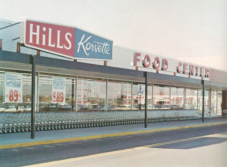 Iga Food Stores History