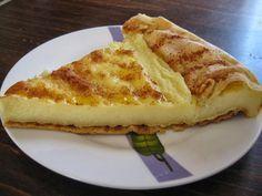 Φτιάξτε πεντανόστιμη γαλατόπιτα της γιαγιάς με πορτοκάλι και κανέλα! ~ igastronomie.gr