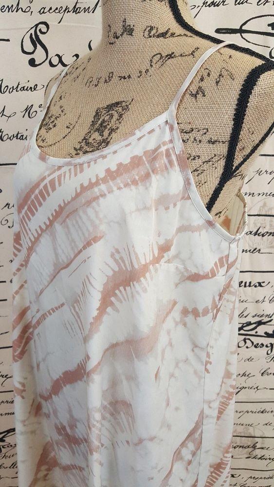 Lane Bryant Lane Collection Women's Slip Dress Size 16 NEW MSRP $108 #LaneBryant #Maxi #Casual