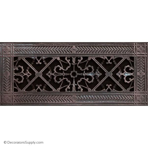 Resin Artes Crafts Grille 4x12 Duct 6 X 14 Frame Vent Covers Floor Price Duct