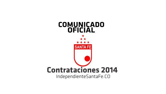 Comunicado oficial - Contratación
