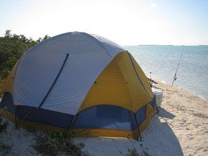 Warm weather makes for a great time to go camping and to go to the beach, so why not do both at the same time? Check out today's Top 10 for the best beach campgrounds on the Island!
