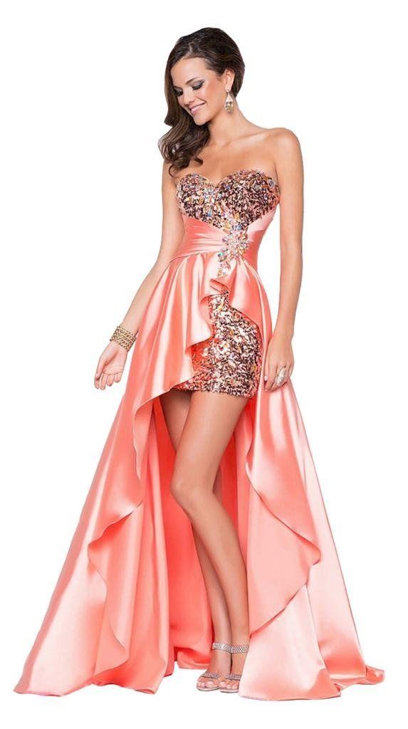 45 best Dresses: Gowns images on Pinterest | Party wear dresses ...