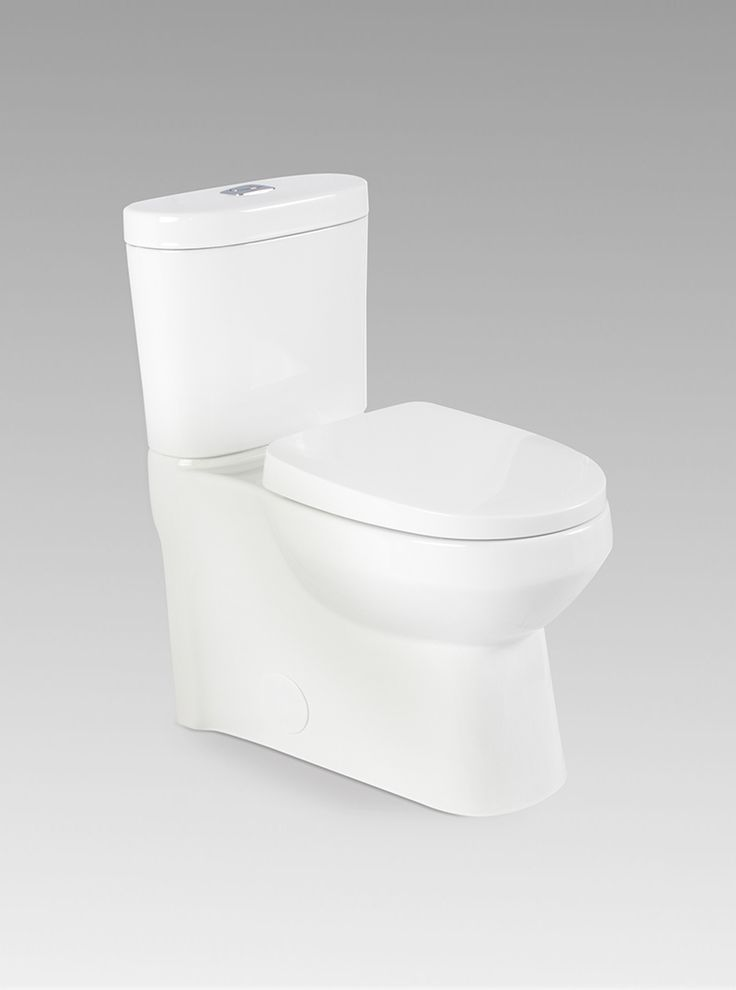 """TL-8142-WL Two Piece Dual Flush HET 4.8/3LPF Lined Tank Top Push Button Round Front Bowl 15″ Bowl Height Concealed Trapway Smooth Close and Quick Release Toilet Seat with Thicker Profile Grade A White Vitreous China Assembled Dimensions 15½""""W x 27½""""D x 29½""""H"""