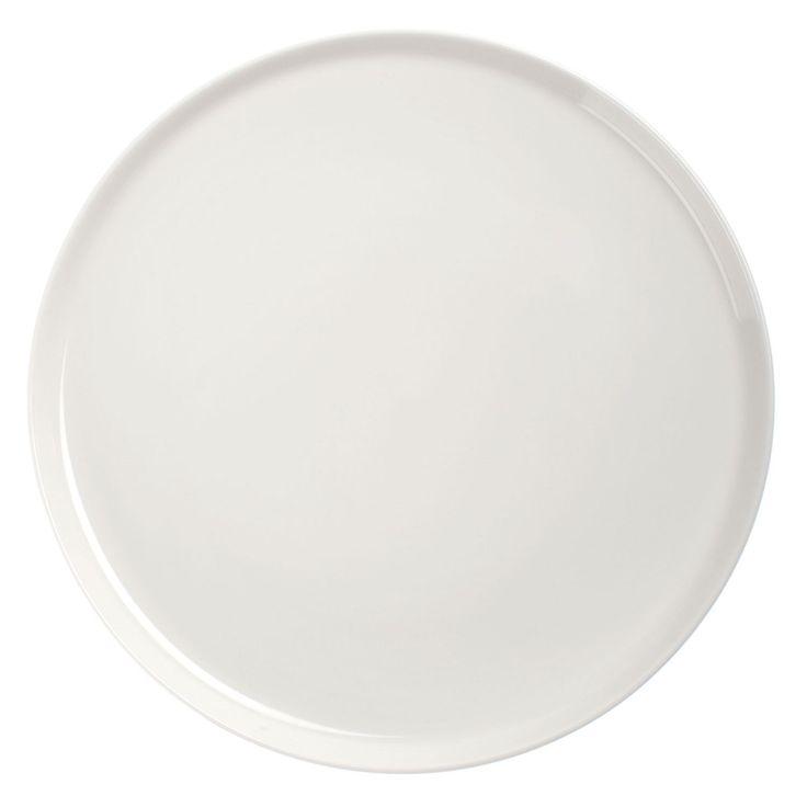 Oiva tallerken, hvit i gruppen Rom / Kjøkken / Kjøkkenservering hos ROOM21.no (128285)