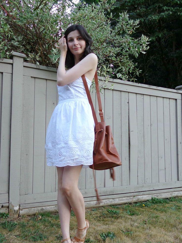 A Little White Dress