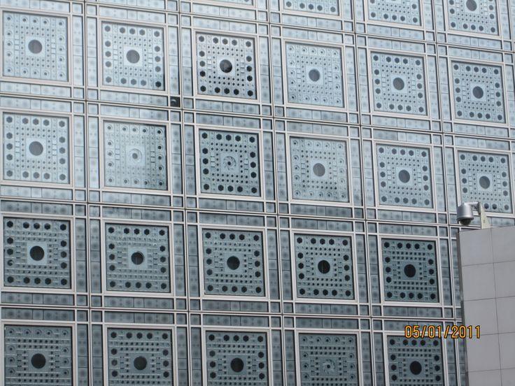 Maison du monde arabe amazing maison de la mutualit paris - La maison du monde paris ...