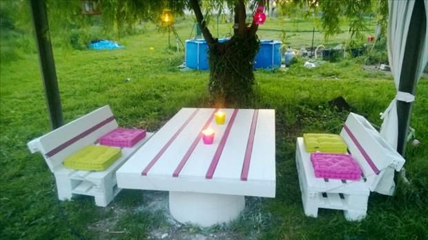 Amazing Uses For Old Pallets – 50 Pics