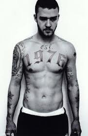 Justin Timberlake (I can't actually believe I just pinned Justin Timberlake to my Men board. Respect, JT. Hashtag Respect.)