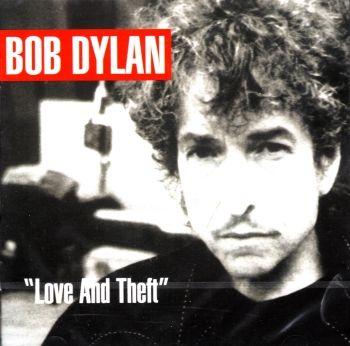 Řadové album zpěváka Bob Dylan - Love And Theft na cd