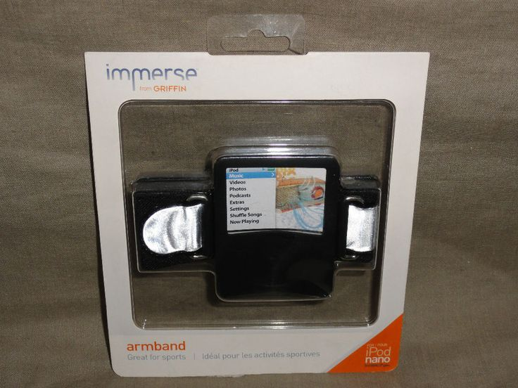 Griffin - Immerse for iPod Nano 3rd Gen, Sport Armband #Griffin