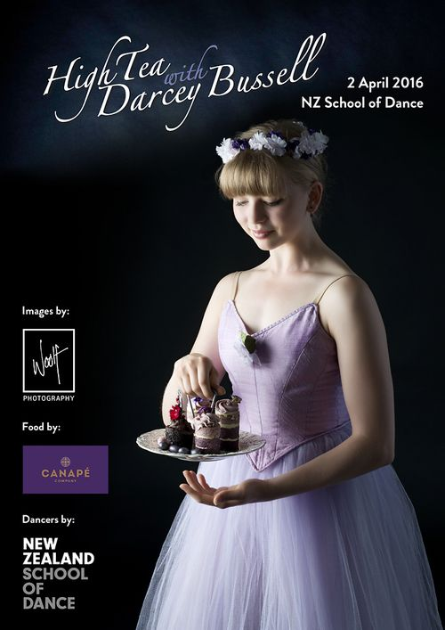 Woolf Photography NZ - Blog poster3 www.woolf.co.nz/blog11/2016/high-tea-with-darceybussell