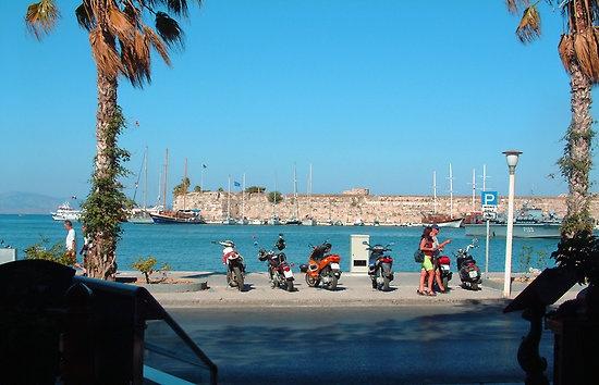 Kos Town harbour, Kos