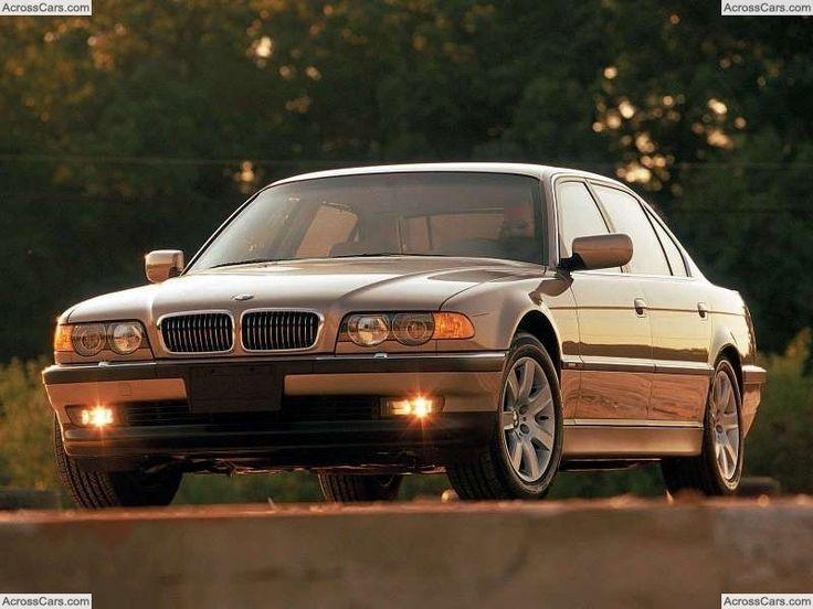 BMW 7 Series Protection (2000)