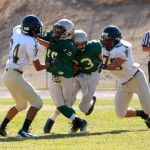 Brea Olinda Football Michael Martinson #23