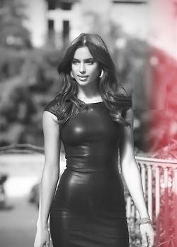 Irina Shayk (Cristiano's girlfriend)