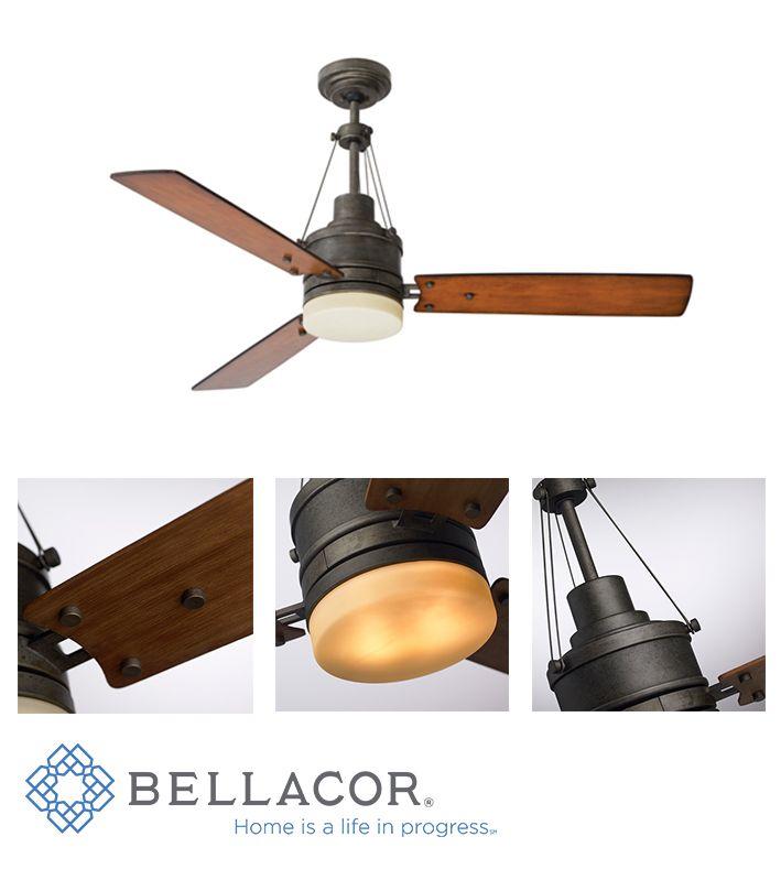 96 best fabulous fans images on pinterest ceiling fan ceiling emerson fans highpointe vintage steel two light ceiling fan mozeypictures Gallery