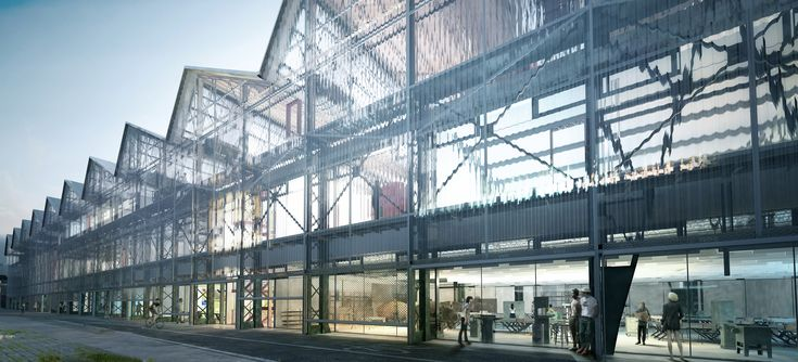 Les Halles Alstom, au cœur de l'île de Nantes vont bientôt connaître une nouvelle vie. Le chantier vient de débuter et à l'horizon 2020, le site accueillera 4 000 étudiants, 1 000 employés, et une centaine de chercheurs. Situées derrière le palais de justice signé Jean Nouvel, les halles seront le cœur de ce nouveau quartier, dédié à l'enseignement, à la recherche et aux entreprises dans le domaine de la création artistique.