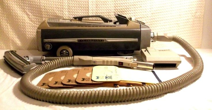 Old Electrolux Canister Vacuum Parts