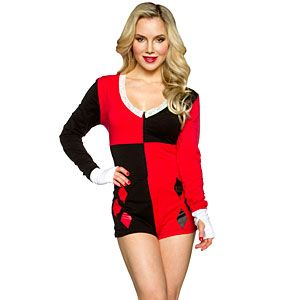 Harley Quinn was a #stunner and no less a lover for the Joker... #ThinkGeek #MACxNastyGal