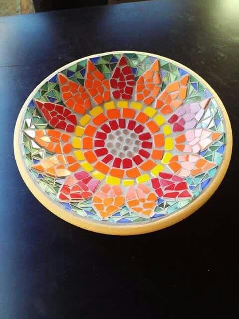 Bachas Para Baño Mosaiquismo:Más de 1000 ideas sobre Mosaicos en Pinterest