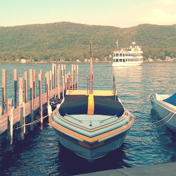 Lake George New York, a lovely little town to hang out in during the summer!
