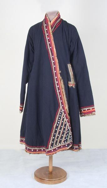 Русские народные костюмы: Шубейка - женская распашная одежда-Рэм
