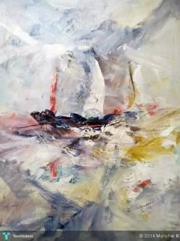 boats #Creative #Art #Painting @touchtalent.com