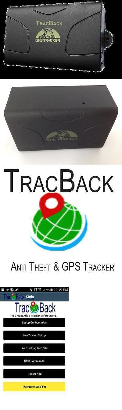 Other Car Alarms and Security: Gps Tracker Vehicle Tracking Anti Theft System American Stock BUY IT NOW ONLY: $69.95
