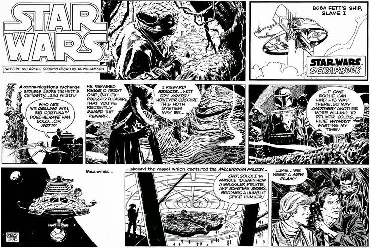 Star Wars by Al Williamson