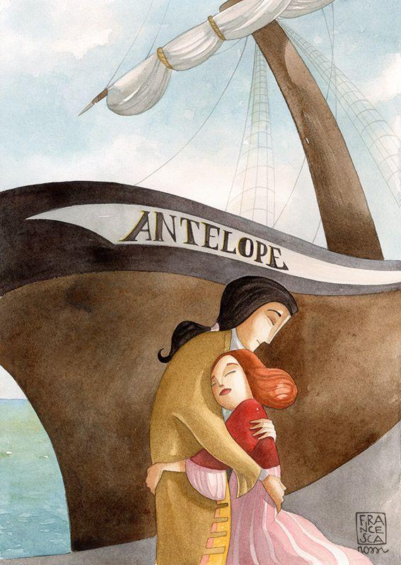 Portfolio Illustrazioni Di Francesca Rossi Illustrations Naive Illustration Illustration Art